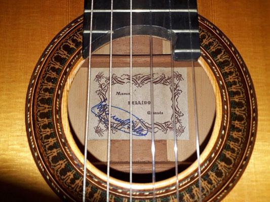 Manuel Bellido 1990 - Guitar 1 - Photo 1