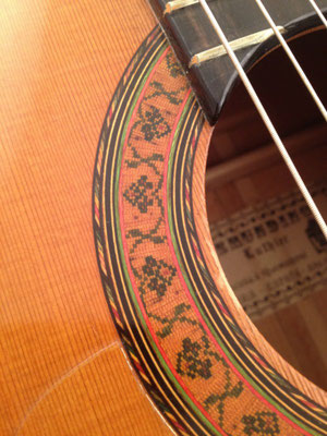 Gerundino Fernandez 1976 - Guitar 1 - Photo 5