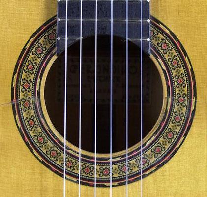 Gerundino Fernandez 1985 - Guitar 1 - Photo 1