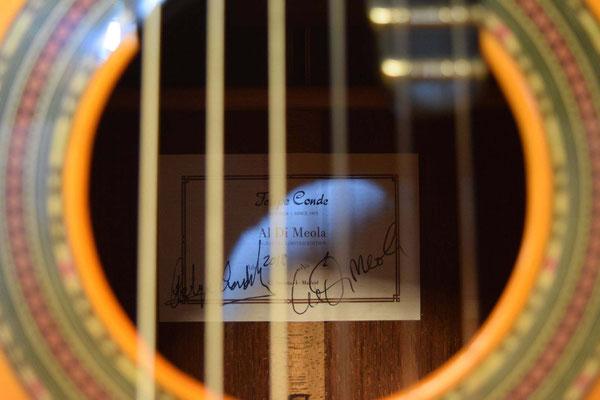 Felipe Conde 2018 - Guitar 4 - Photo 2
