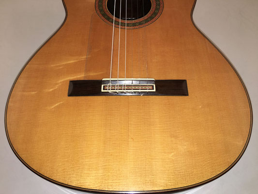 Miguel Rodriguez 1965 - Guitar 2 - Photo 3
