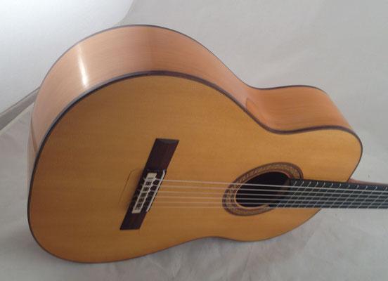 Manuel Reyes Hijo 2007 - Guitar 2 - Photo 8