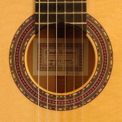 Hermanos Conde 2008 - Guitar 6 - Photo 5