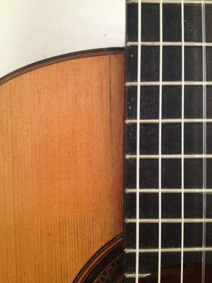 Domingo Esteso 1939 - Guitar 1 - Photo 7