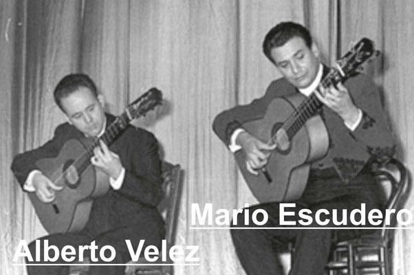 Capo Cejilla Juan Vargas Alberto Velez Mario Escudero Photo 1