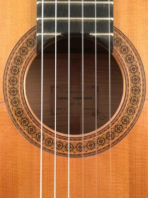 Miguel Rodriguez 1968 - Guitar 4 - Photo 13