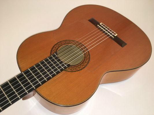 Gerundino Fernandez 1976 - Guitar 3 - Photo 11