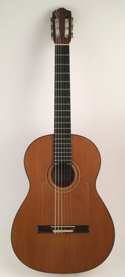 Miguel Rodriguez 1968 - Guitar 2 - Photo 37