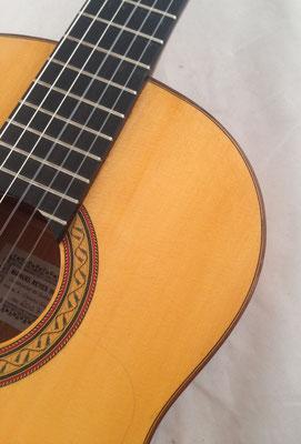 Manuel Reyes Hijo 2007 - Guitar 2 - Photo 4