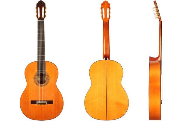 Gerundino Fernandez 1991 - Guitar 4 - Photo 1