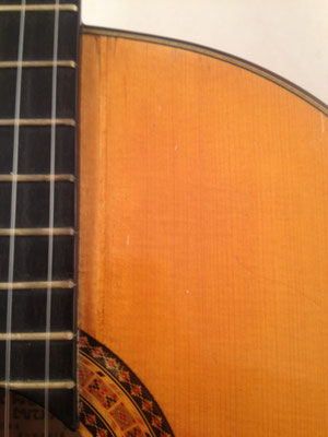 Gerundino Fernandez 1987 - Guitar 1 - Photo 9