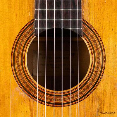 Arcangel Fernandez 1957 - Guitar 1 - Photo 10