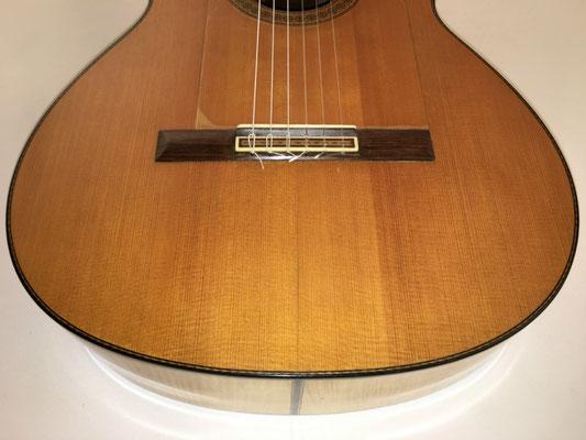 Miguel Rodriguez 1968 - Guitar 4 - Photo 8