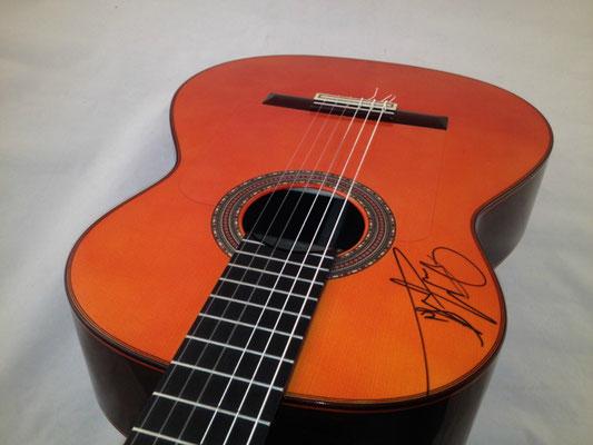 Felipe Conde 2011 - Guitar 6 - Photo 6