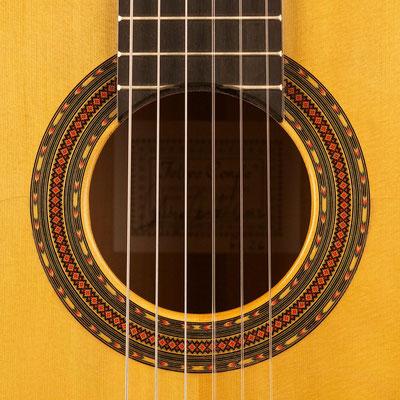 Felipe Conde 2012 - Guitar 9 - Photo 3