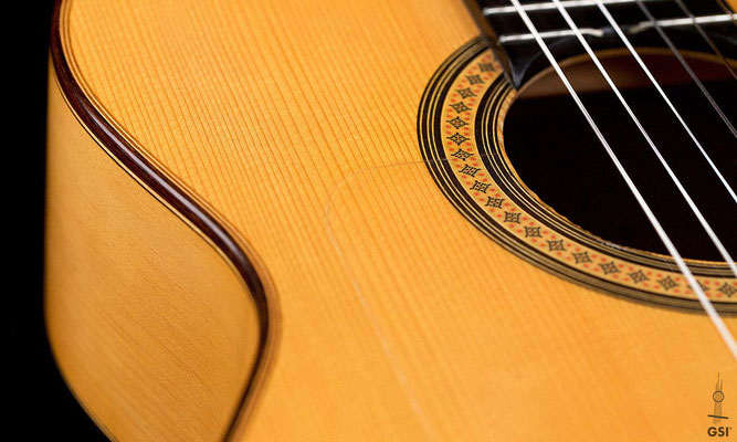 Antonio Marin Montero 2003 - Guitar 1 - Photo 5