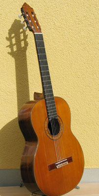 Gerundino Fernandez 1975 - Guitar 1 - Photo 4
