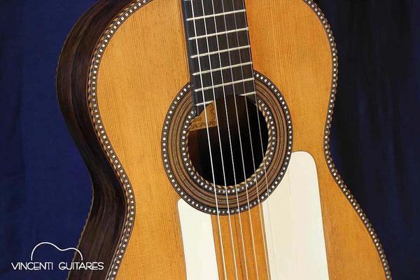 Manuel Ramirez 1910 - Guitar 3 - Photo 5