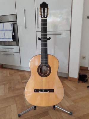 Manuel Bellido 1990 - Guitar 1 - Photo 5