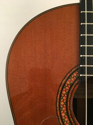 Arcangel Fernandez 1989 - Guitar 1 - Photo 4