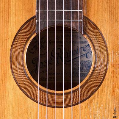 Jose Ramirez 1945 - Guitar 1 - Photo 9