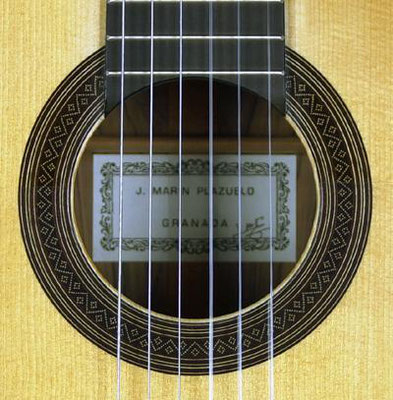 Jose Marin Plazuelo 2001 - Guitar 1 - Photo 2