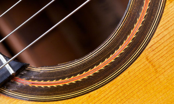 Santos Hernandez 1919 - Guitar 1 - Photo 10