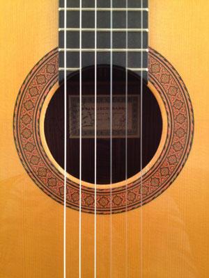 Francisco Barba 1979 - Guitar 1 - Photo 1