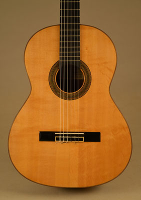 Santos Hernandez 1950 - Guitar 1 - Photo 6