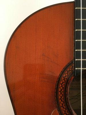 Jose Ramirez 1968 - Guitar 4 - Photo 4
