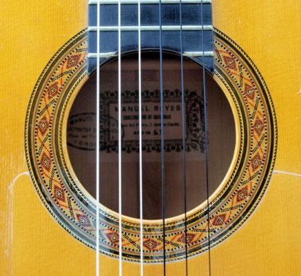 Manuel Reyes 1968 - Guitar 1 - Photo 11