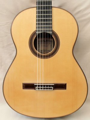Antonio Marin Montero 2015 - Guitar 2 - Photo 5