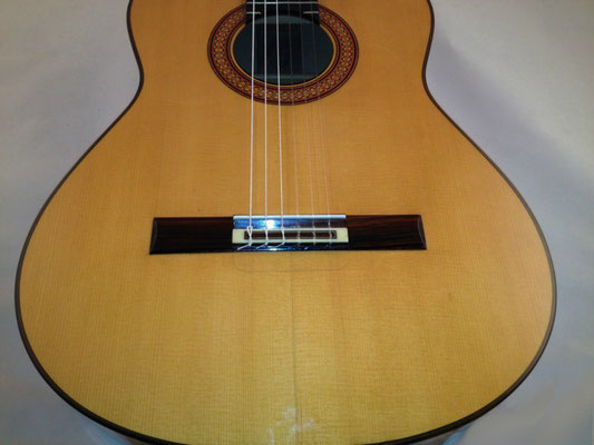 Manuel Reyes 1974 - Guitar 3 - Photo 3
