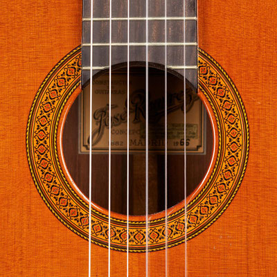 Jose Ramirez 1966 - Guitar 6 - Photo 9