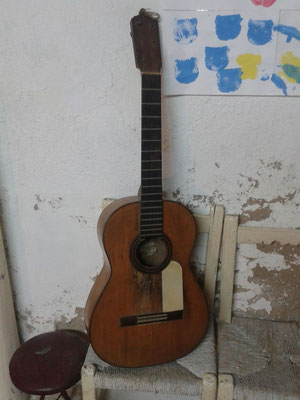 Domingo Esteso 1932 - Guitar 5 - Photo 1