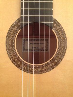 Jose Marin Plazuelo 2014 - Guitar 1 - Photo 1