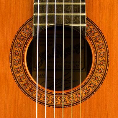 Jose Ramirez 1972 - Guitar 1 - Photo 5