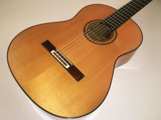 Manuel Reyes 1994 - Guitar 3 - Photo 12