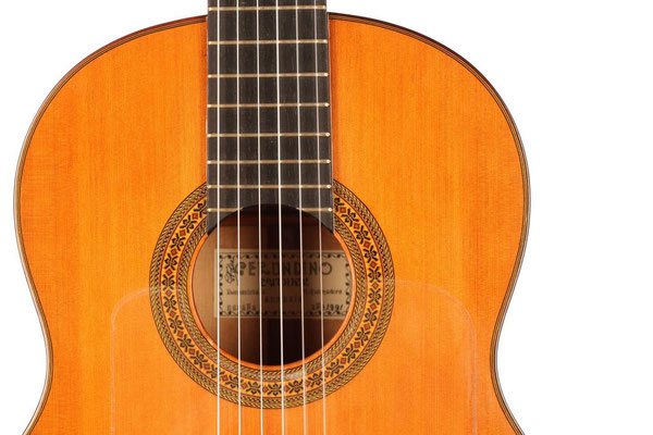 Gerundino Fernandez 1991 - Guitar 4 - Photo 9