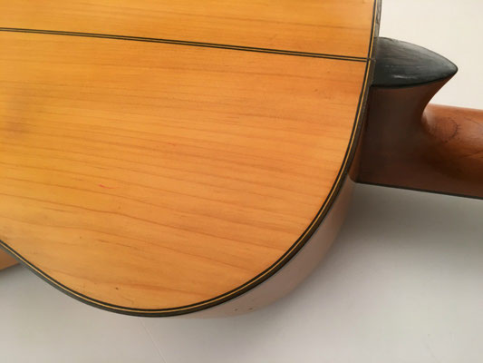 Domingo Esteso 1931 - Guitar 7 - Photo 18