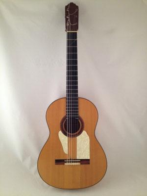 Manuel Reyes 1962 - Guitar 2 - Photo 10