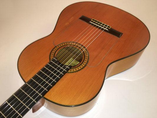 Jose Ramirez 1967 - Guitar 6 - Photo 9