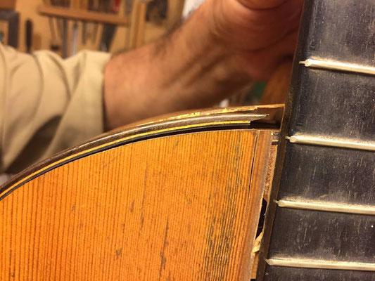 Domingo Esteso 1930 - Guitar 3 - Photo 6