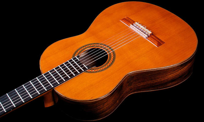 Arcangel Fernandez 1974 - Guitar 2 - Photo 11