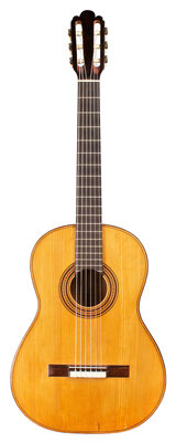 Antonio de Torres 1890 - Guitar 1 - Photo 4