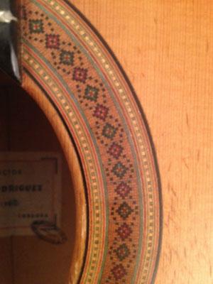 Miguel Rodriguez 1962 - Guitar 4 - Photo 25
