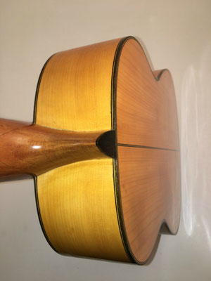 Domingo Esteso 1931 - Guitar 7 - Photo 21