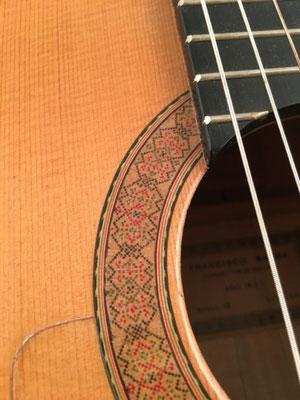 Francisco Barba 1971 - Guitar 2 - Photo 2