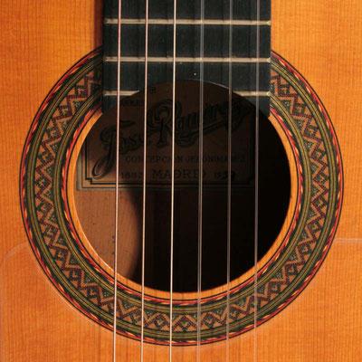 Jose Ramirez 1953 - Guitar 1 - Photo 8
