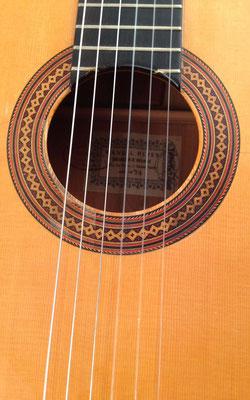 Manuel Reyes 1974 - Guitar 4 - Photo 4